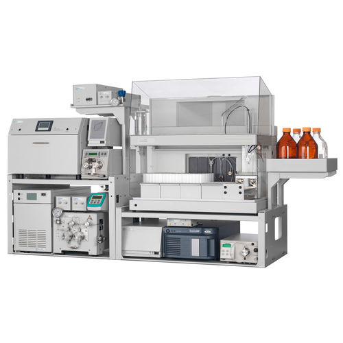 supercritical fluid chromatography system