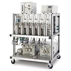 supercritical fluid chromatography system