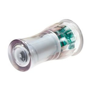 straight infusion connector