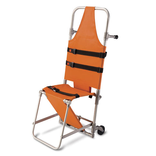 convertible stretcher / folding / 3-section