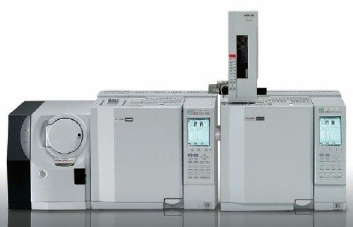 two-dimensional gas chromatography system