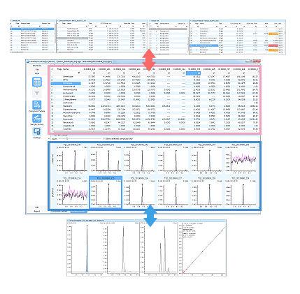 spectrometry software