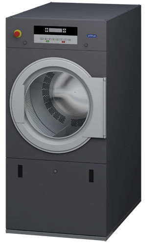 front-loading clothes dryer / electric