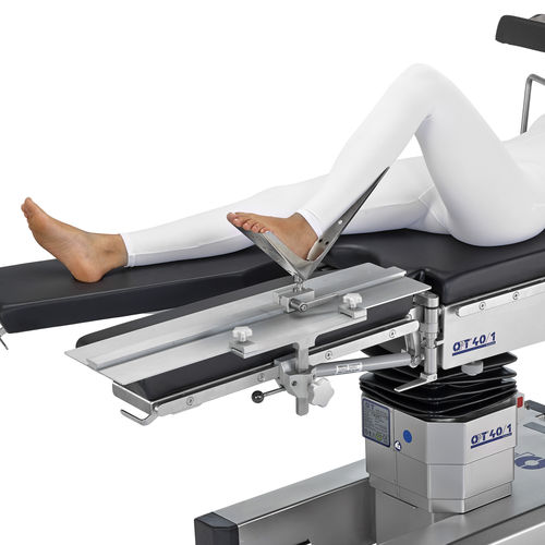 operating table positioning system / patient