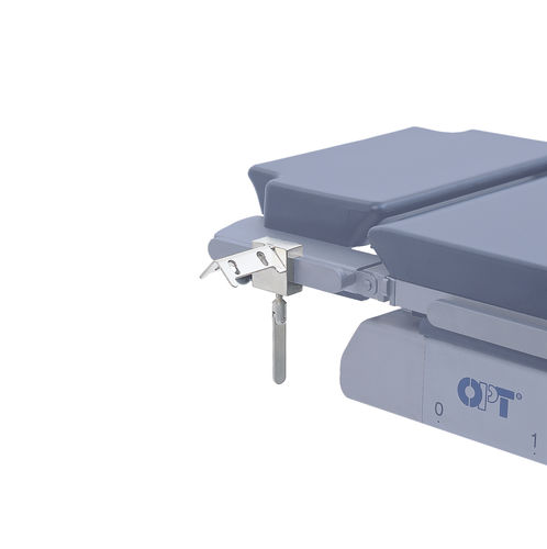 lateral support / for operating tables