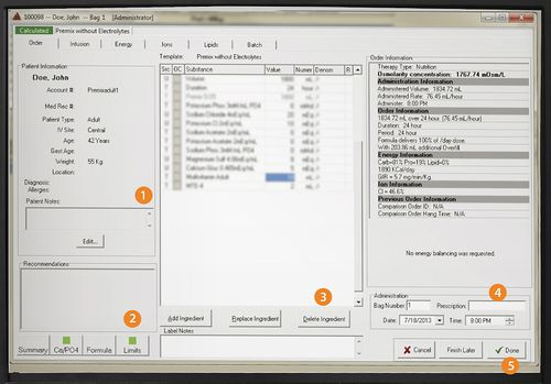 patient data management software / clinical / for pharmacies