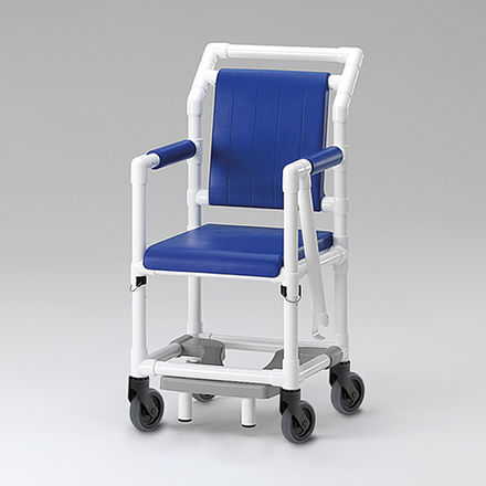 indoor transfer chair / on casters / non-magnetic