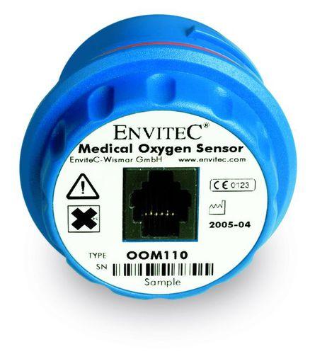 oxygen sensor / for the medical industry