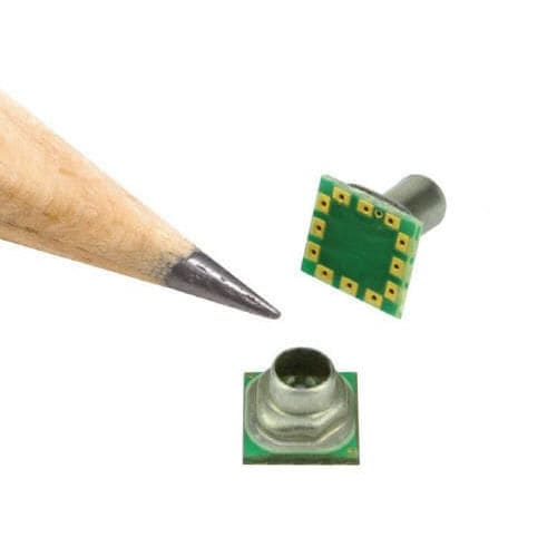 temperature sensor / pressure / for the medical industry