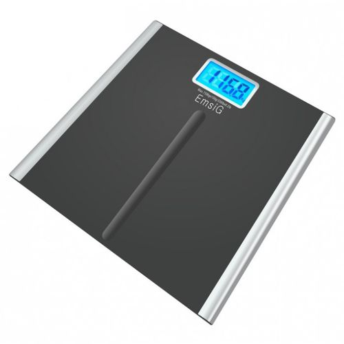 electronic patient weighing scale / with digital display / automatic / battery-powered