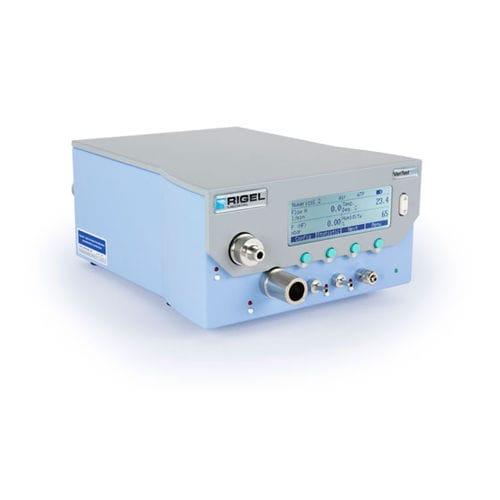 flow analyzer / O2 / temperature / calibration