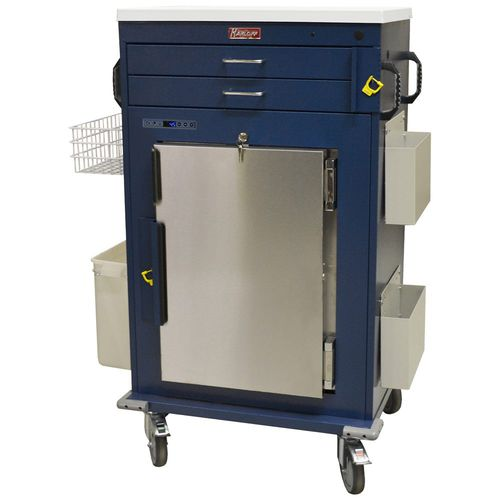 storage trolley / anesthesia / malignant hyperthermia / for general purpose