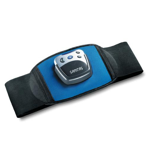 electric stimulation belt / wearable / EMS