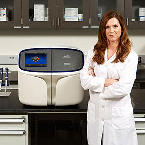 DNA NGS sequencer / for research laboratories
