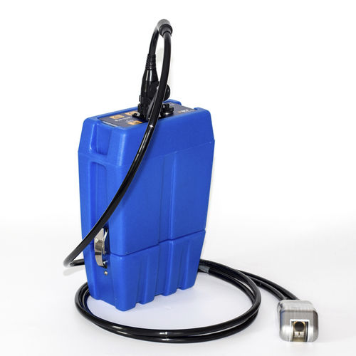portable veterinary ultrasound system / multipurpose / for cattle / for sheep