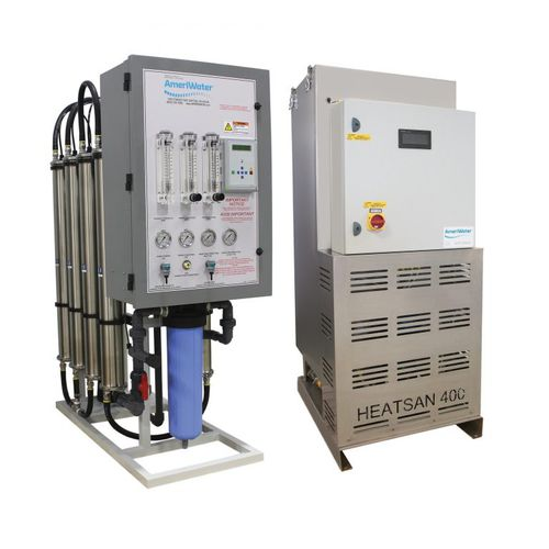 hemodialysis water treatment system / reverse osmosis