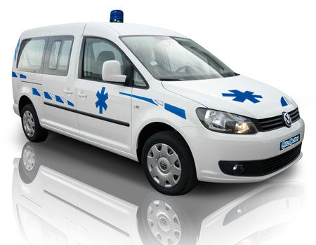 light van ambulance / type A1