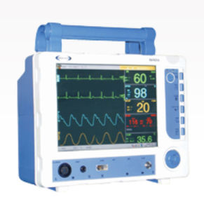 multi-parameter ECG monitor / RESP / temperature / EtCO2