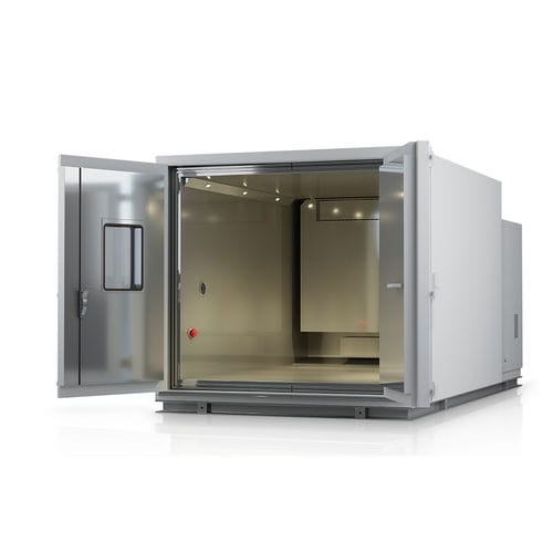 test chamber for the pharmaceutical industry