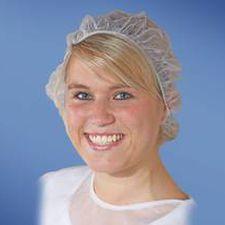 latex-free scrub cap / non-woven / bouffant
