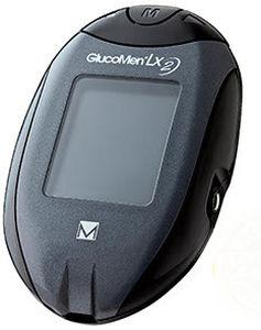 no coding blood glucose meter