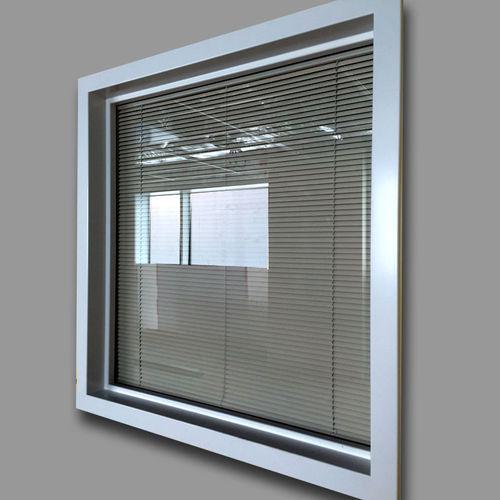 hospital window / radiation protection