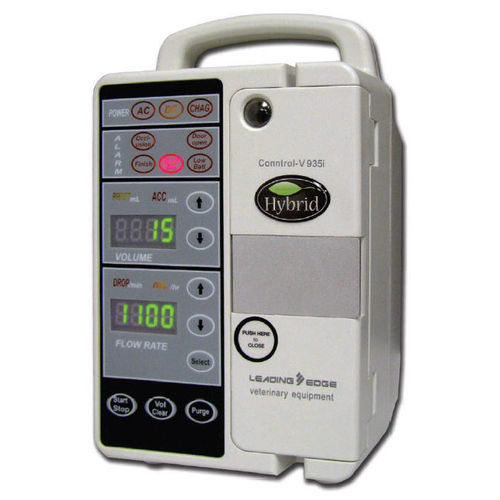 1-channel infusion pump / volumetric / for animals / veterinary