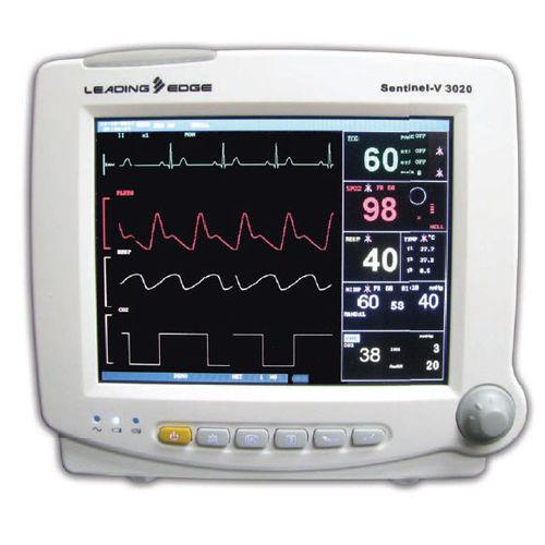 multi-parameter ECG monitor / veterinary / compact / USB