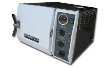 veterinary clinic autoclave / dry heat / benchtop