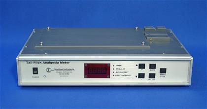 Tail-Flick analgesia meter
