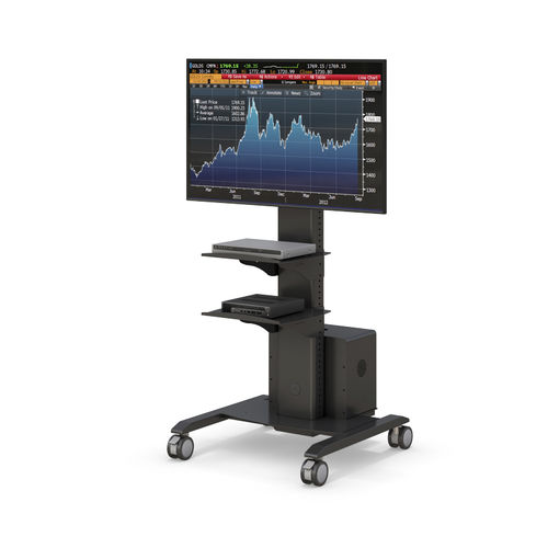 mobile monitor support arm