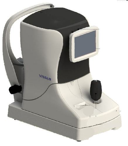 automatic refractometer / automatic keratometer / table