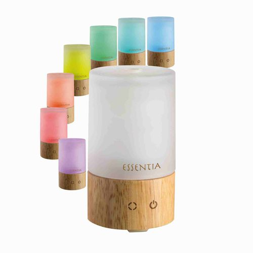 ultrasonic humidifier / for home use