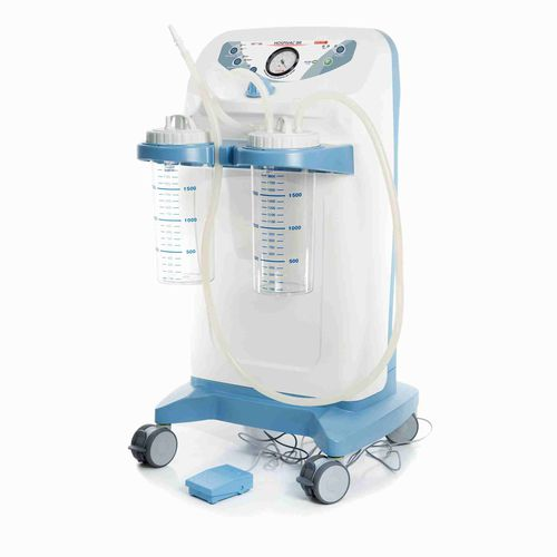 battery-operated surgical suction pump / for liposuction / for gynecology / dental