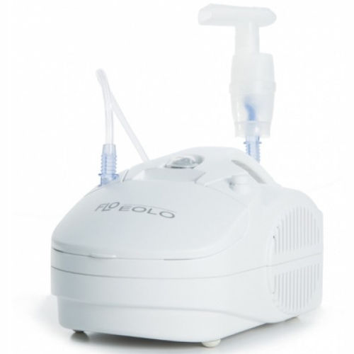 electro-pneumatic nebulizer