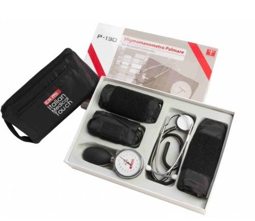 hand-held sphygmomanometer / with stethoscope