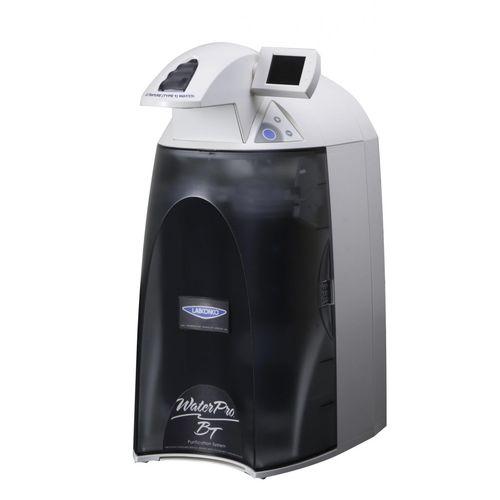 laboratory water purifier / reverse osmosis / microfiltration / electrodeionization