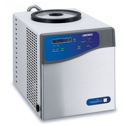 laboratory freeze dryer / compact