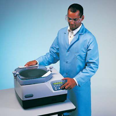 laboratory evaporator / vacuum / with vortex shaker / with dry block