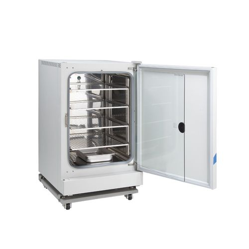CO2 laboratory incubator / for cell cultures / microbiological / benchtop