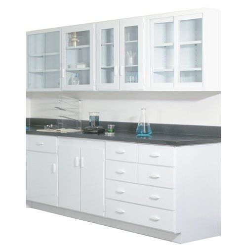 worktop with sink / laboratory