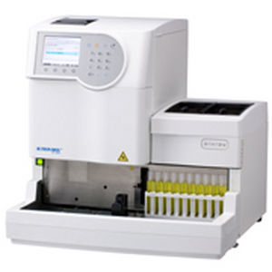 automated urine analyzer / human / compact / bench-top