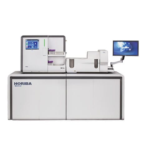 55-parameter hematology analyzer - HORIBA Medical