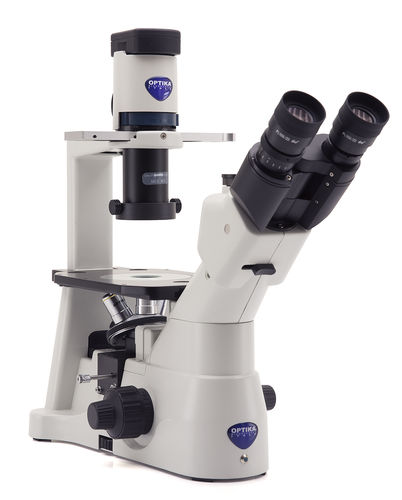 laboratory microscope / for materials research / for the pharmaceutical industry / optical