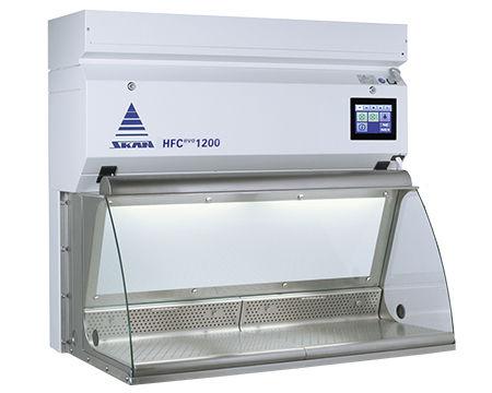laboratory fume hood / benchtop