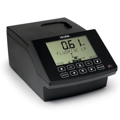 visible spectrophotometer / IRIS / bench-top / tungsten
