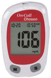 USB blood glucose meter / GOD