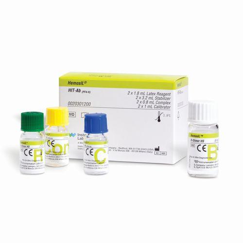 coagulation analysis reagents / fibrinogen / thrombin / INR