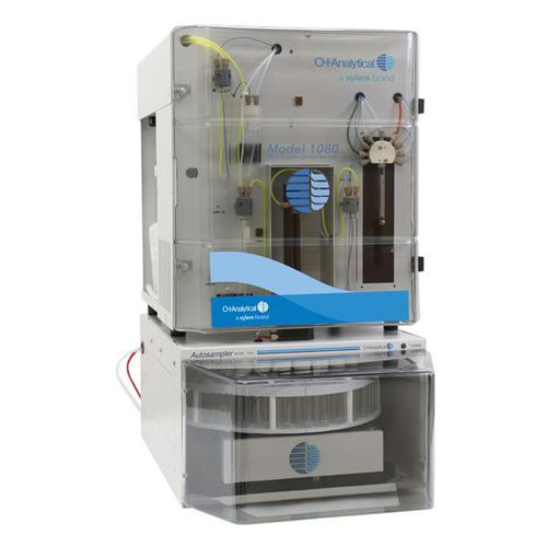 TOC analyzer / for water analysis