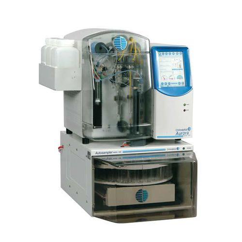 total organic carbon analyzer automatic sampler